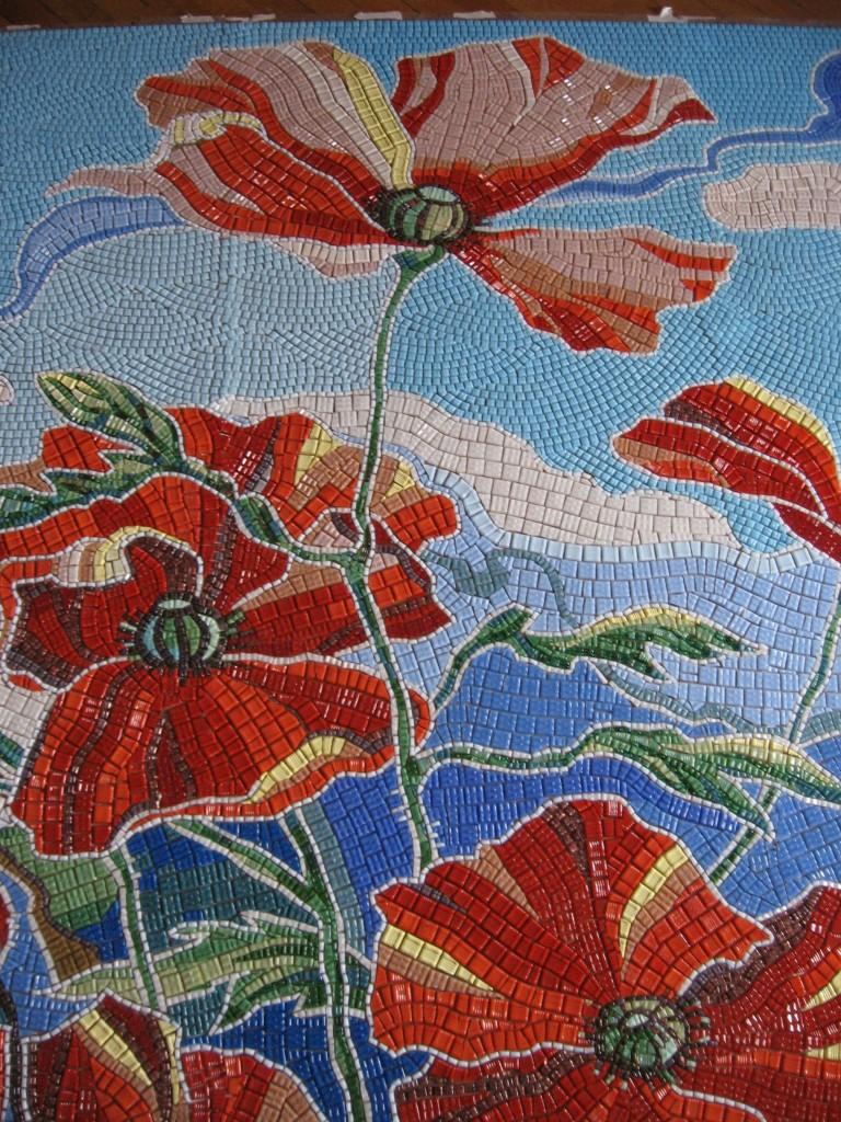Сделать картину из мозаики своими руками 82